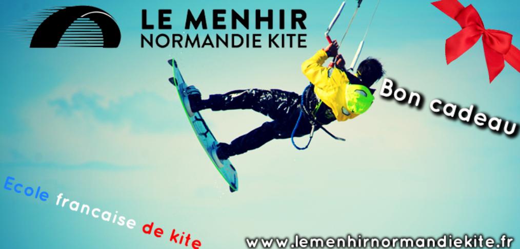 Bons cadeaux stage de kitesurf