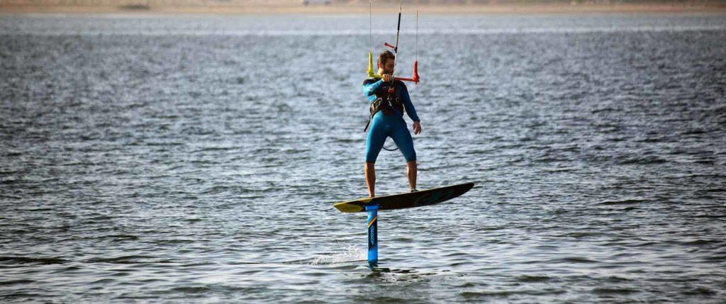 Bon cadeau cours de kitesurf pour noël