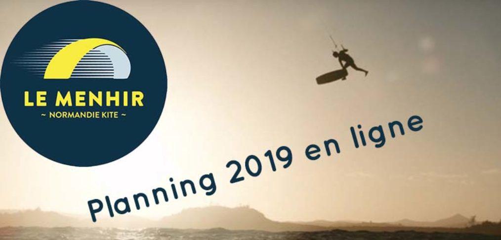 planning en ligne 2019