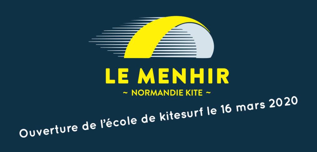 Stage de kitesurf Normandie